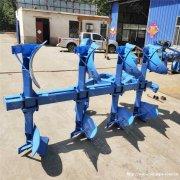 供应四轮拖拉机带翻转犁 4铧翻转犁 双向液压翻转犁转犁